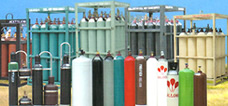 Industrial Gases Manufacturer Special Gas Bulk Liquid Distribution